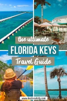 Going to the Sunshine State soon? Discover the best things to do in the Florida keys! Everything you need to know about Key largo, Islamorada, Marathon FL, Big Pine Key and Key West is here. Florida keys vacation | Florida keys road trip | Marathon | Key Largo | Things to do in Key West | Florida keys beaches | Florida bucket list | What to do Florida | Florida travel | Florida itinerary | Florida beaches | Florida Vacation | What to do in the Florida Keys | Key West | Road trip from Miami Florida Vacation, Florida Travel, Florida Beaches, Vacation Spots, Travel Usa, Travel Tips, Islamorada Florida, Travel Guides, Marathon Key