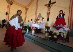 La Virgen María aimara
