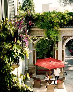 palazzo margherita by francis ford coppola, southern italy