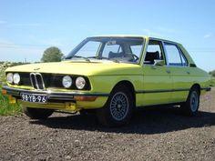 Online veilinghuis Catawiki: BMW 520 - 1973