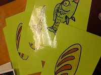 Cute Loaves And Fishes Activity For Readers