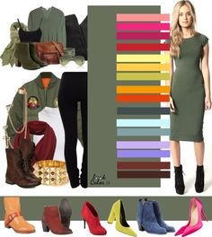 How to wear green shoes colour 42 ideas for 2019 Outfits/Looks Colour Combinations Fashion, Color Combinations For Clothes, Fashion Colours, Colorful Fashion, Color Combos, Colour Match, Green Fashion, Modelos Fashion, Fashion Vocabulary