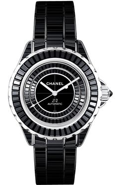 Chanel Limited Edition Men's Wrist Watch