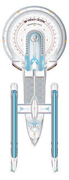 U.S.S. Enterprise NCC-1701-B