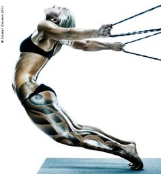 Human Body - Athletes: Kaillie Humphries, Gold Medal Olympic Bobsledder by Howard Schatz Canadian Things, I Am Canadian, Canadian Winter, Kaillie Humphries, Bobsleigh, Different Sports, Olympic Athletes, Photography Gallery, Badass Women
