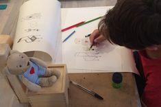Tegneskole for børn og teenager. Fx Privatundervisning.
