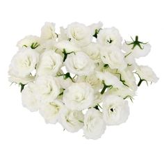 50Pcs Artificial Flowers Silk Carnation  Heads Bulk Wedding Party Decor 7 Colors Product Description Description: The flowers are miniature, please check the flower size above carefully. All parts of flowers are made by hand. Perfect for your DIY ideal decoration, weddings, parties, your greeting card, hair pins and home decorator. Great for embellishing clips, headbands, hats, clothes, scrapbook pages, cards, photo albums, bows, craft projects, weddings, parties. These artificial silk…