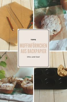 Muffins, Place Cards, Place Card Holders, Tips And Tricks, Bakken, Essen, Muffin