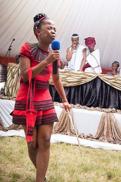 Traditional Xhosa Wedding In Eastern Cape #traditionalafricanfashion