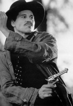 d2c05614e6b Val Kilmer as Doc Holiday ❤❤❤ Doc Holliday Tombstone