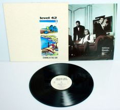 LP - Level 42 - Staring At The Sun | eBay