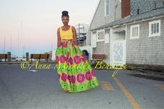#AnnaMichelleBoutique Made by #CeceMoise African skirt
