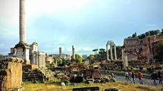Na Janelinha para ver tudo: O Fórum Romano e Via Sacra, o centro da vida de Ro...