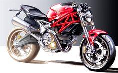 壁紙をダウンロードする ドゥカティモンスター1200, スポーツバイク, バイク-atv, 涼しいバイク, イタリアの二輪車, ドゥカティ