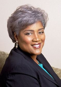 """Donna Brazile ~ """"Donna Brazile made political history in 2000 as the first black woman to manage a major contender's presidential campaign. As campaign manager for Democrat Al Gore, Brazile further cemented her reputation as a talented political organizer. Brazile is a weekly contributor and political commentator on CNN's The Situation Room and American Morning and in CNN's Election Coverage. In addition, she is a columnist for Roll Call and a contributing writer for Ms. Magazine. Brazile…"""