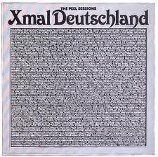 "Xmal Deutschland/The Peel Sessions 12"""