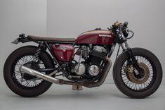 Honda CB 750 Custom Wrenchmonkees Gentlemen Factory Naked bike
