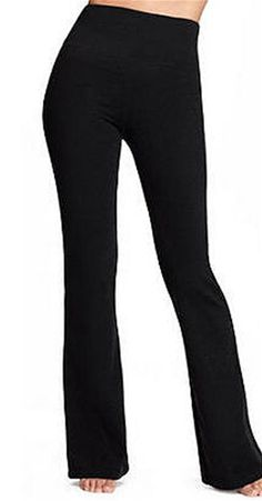 Love getting dressed with this fabulously flattering and versatile wardrobe essential. This beautifully weighted 'Darlene Bootcut' ponte knit pant by Yummie Tummie has a high tricot waistband that slims, smooths, and shapes your tummy comfortably. Wear it day to night with any of your favorite tops or sweaters.