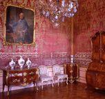 Schloss Wilhelmsthal, Rotes Schreibzimmer