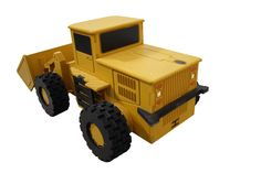Digger Themed Toy Box by Fun Furniture Collection, Home of Themed Beds,Toy Boxes and Storage