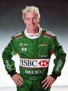 Eddie Irvine 2001