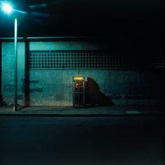 Cabina telefonica in periferia, 1982, � Gabriele Basilico . libreriamo.it