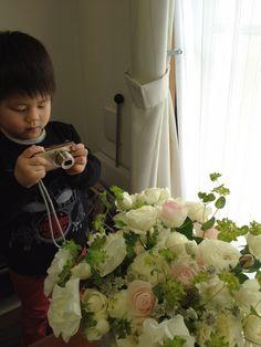 イチエッタ今昔 結婚式の花の小さな後悔 : 一会 ウエディングの花