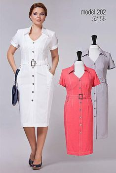 HouzDeco – Interior Design and Home Decor Ideas Modest Dresses, Elegant Dresses, Beautiful Dresses, Casual Dresses, Dresses For Work, Collar Dress, Shirt Dress, Dress Outfits, Fashion Dresses