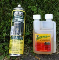 Permethrin - tick treatment to do (vegetable garden markers rocks) Tick Control, Bug Control, Pest Control, Organic Soil, Organic Gardening, Tick Tubes, Vegetable Garden Markers, Natural Pesticides, Gardens