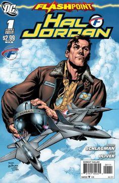 Flashpoint: Hal Jordan (DC, 2011) #1 (of 3)