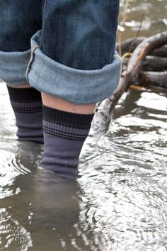 Crosspoint Waterproof Wool Socks