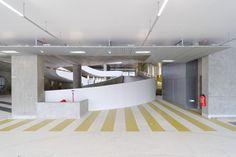 Gallery of Parking Building in Grenoble / GaP Grudzinski & Poisay Architectes…
