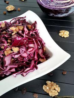 Rotkohl-Salat – Einfach mal einfach