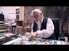 BBC - What Do Artists Do All Day: Sir Peter Blake (2015) - YouTube