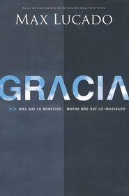 """Hablamos de """"períodos de gracia"""", """"caer de la gracia"""", """"notas de gracia"""" y bailarines """"graciosos"""" --- ¿Pero no entendemos lo que esta palabra importantísima significa cuando Dios la usa? En su último volumen reconfortante, Lucado le desafía a ser cambiado, transformado, fortalecido, suavizado, y """"sacudido hasta sus sentidos"""" por la misericordia radical de Jesús. ¡Deje que estremezca su mundo!"""