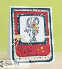 Luv 2 Scrap n' Make Cards: So Very Special with GI