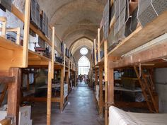 A Weaving Mill with