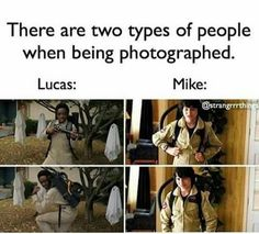 I'm Mike all the way.
