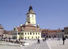 Brasov, Romania. Spent Summer 2009 here. It was amazing!