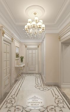 Квартира в ЖК De Luxe - Luxury Antonovich Design