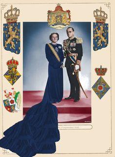 Advertising History, Decendants, Royal House, Art History, Netherlands, Royals, Holland, Dutch, Queens