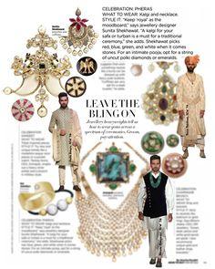 Men's accessories by #SunitaShekhawat.... #craftedforeternity #mensjewellery #accessories #mughalmeenakari #modernmeenakar #magnificientjewels