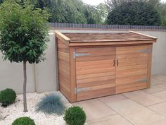 Suffolk Timberframe Construction - Garden Storage, Sheds, Lean-tos Bicycle Storage Shed, Outdoor Bike Storage, Wood Storage Sheds, Bin Storage, Garage Storage, Patio Storage, Garden Sheds Uk, Backyard Sheds, Garden Path