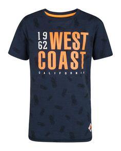 School Starts Now NWT Boys Nike Dri Fit T-shirt Navy