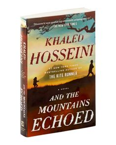 Summer Book Club: And the Mountains Echoed