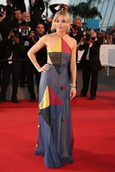 Sienna Miller - The 68th Annual Cannes Film Festival