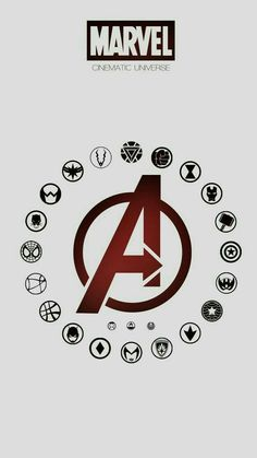 All avengers heroes symbols Logo Avengers, Avengers Symbols, Avengers Quotes, Avengers Imagines, The Avengers, Marvel Logo, Marvel Superhero Logos, Marvel Studios Logo, Avengers Tattoo