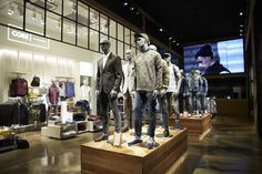 Jack and Jones store by Riis Retail Kolding Denmark 03