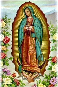 Prayers and Novena to Our Lady of Guadaulpe for the USA, She is Our Mother and Queen of the Americas. Additional prayers to Our Lady of Guadalupe Blessed Mother Mary, Divine Mother, Blessed Virgin Mary, Madona, Lady Guadalupe, Queen Of Heaven, Mama Mary, Holy Mary, Mexican Art