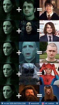 Blagues Harry Potter